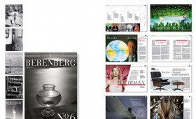 Berenberg Bank / Magazinlayout