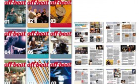 PERCUSSION CREATIV / Magazinlayout